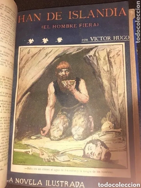 Libros de segunda mano: NOVELAS COMPLETAS DE VICTOR HUGO - 2 TOMOS. (VER FOTOS) - Foto 11 - 270176253