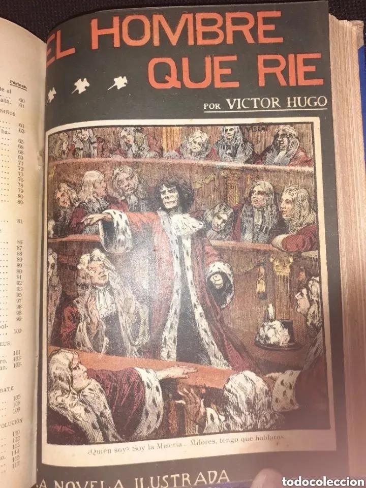 Libros de segunda mano: NOVELAS COMPLETAS DE VICTOR HUGO - 2 TOMOS. (VER FOTOS) - Foto 13 - 270176253