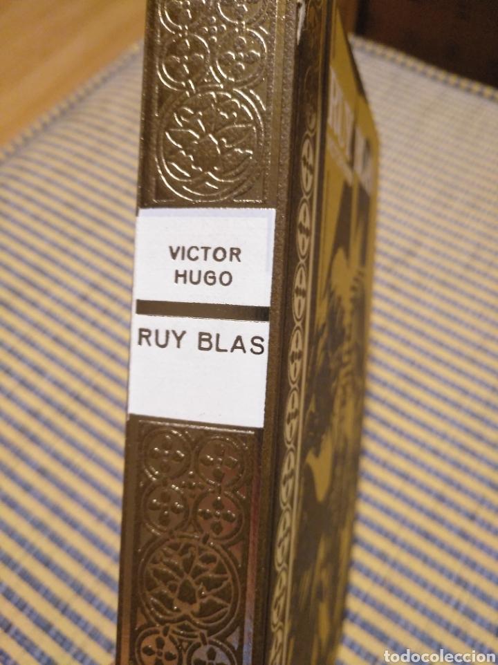 Libros de segunda mano: Ruy Blas. Víctor Hugo.1970 - Foto 2 - 270178973