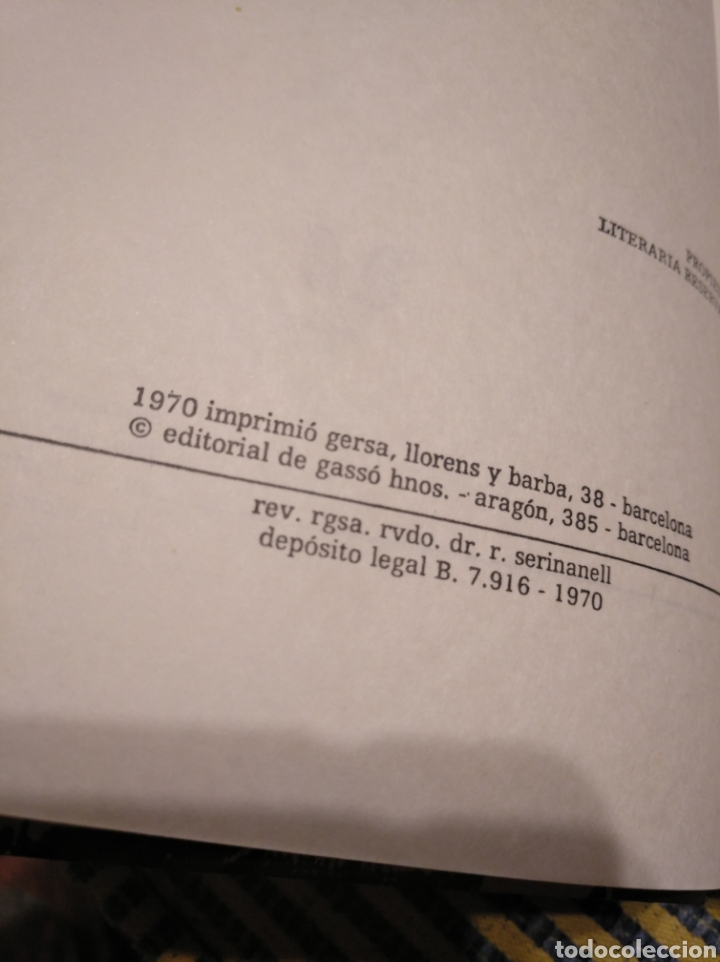 Libros de segunda mano: Ruy Blas. Víctor Hugo.1970 - Foto 4 - 270178973