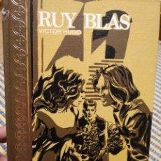 Libros de segunda mano: RUY BLAS. VÍCTOR HUGO.1970. Lote 270178973