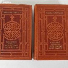 Libros de segunda mano: MIGUEL DE CERVANTES - DON QUIJOTE DE LA MANCHA - JOAQUÍN GIL - ED IBERIA -ILUSTRADO CON LÁMINAS 1932. Lote 270588463