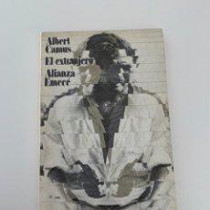 Libros de segunda mano: EL EXTRANJERO. ALBERT CAMUS. ALIANZA EMECE. Lote 271052318