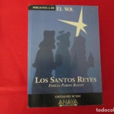 Libros de segunda mano: LOS SANTOS REYES. Lote 273177308