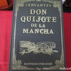 Libros de segunda mano: DON QUIJOTE DE LA MANCHA CERVANTES. Lote 274879508