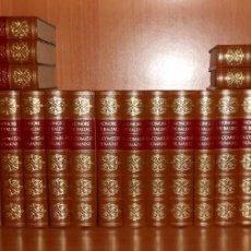 Libros de segunda mano: BALZAC. OBRA COMPLETA EN 24 TOMOS. LA COMEDIE HUMAINE. LA COMEDIA HUMANA. EN FRANCES. AÑO 1960.. Lote 275163033