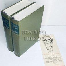 Libros de segunda mano: VALLE-INCLÁN, DON RAMÓN DEL. OBRAS ESCOGIDAS. TOMOS I Y II. PRÓLOGO DE G. GÓMEZ DE LA SERNA. AGUILAR. Lote 276031978
