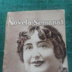 Libros de segunda mano: COLOMBINO. EL ARTÍCULO 438. LA. NOVELA SEMANAL. N. 15. Lote 276298178