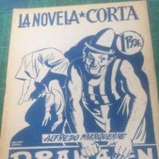 Libros de segunda mano: ALFREDO MARQUERIE. DRAMA EN LA. PISTA. LA NOVELA CORTA. Lote 276299528