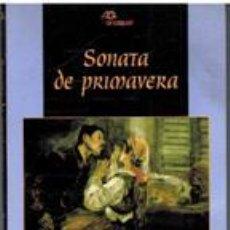 Libros de segunda mano: SONATA DE PRIMAVERA - RAMON DEL VALLE-INCLAN. Lote 276828398