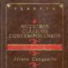 Libros de segunda mano: VIDA Y FUGAS DE FANTO FANTINI DELLA GHERARDESCA - ALVARO CUNQUEIRO. Lote 276900558
