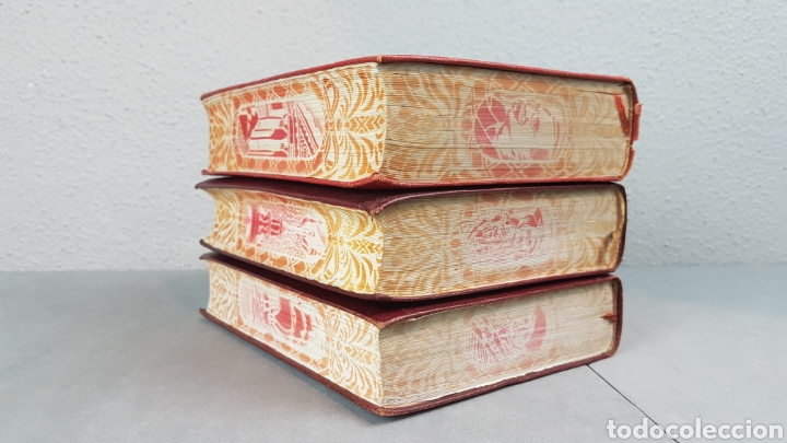 Libros de segunda mano: Benito Pérez Galdós - Obras Completas - Los Episodios Nacionales (completos) - Editorial Aguilar - Foto 5 - 276955148