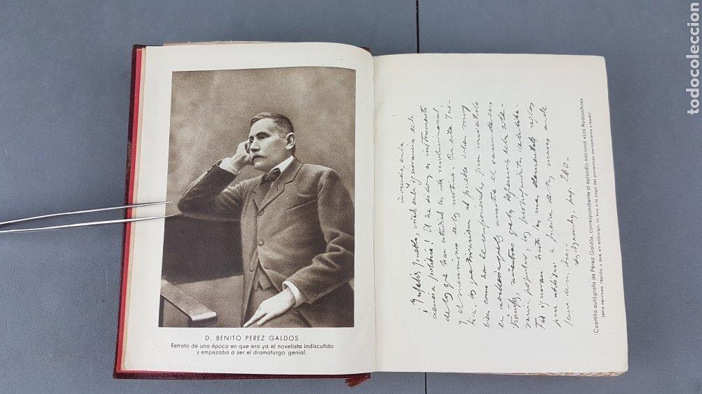 Libros de segunda mano: Benito Pérez Galdós - Obras Completas - Los Episodios Nacionales (completos) - Editorial Aguilar - Foto 13 - 276955148