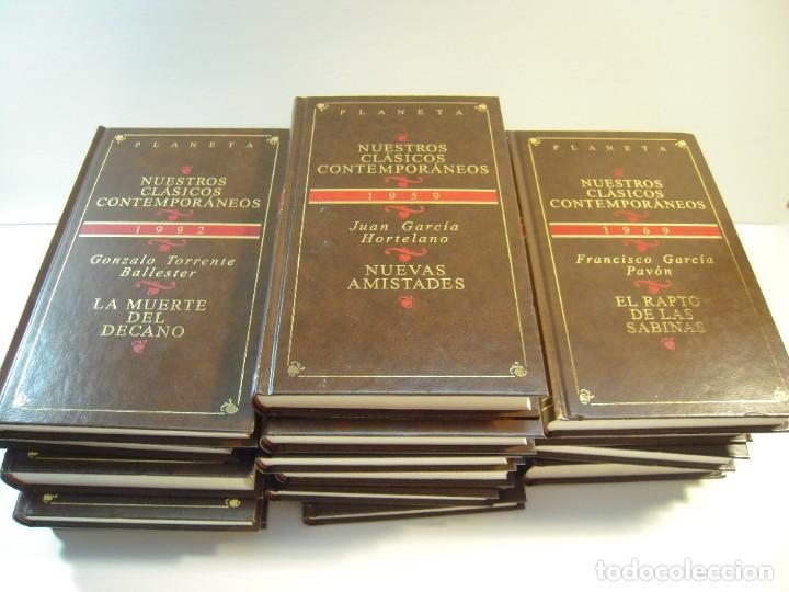 LOTE DE 16 LIBROS CLASICOS CONTEMPORANEOS PLANETA (Libros de Segunda Mano (posteriores a 1936) - Literatura - Narrativa - Clásicos)