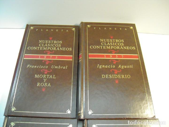 Libros de segunda mano: lote de 16 libros clasicos contemporaneos planeta - Foto 2 - 276961823