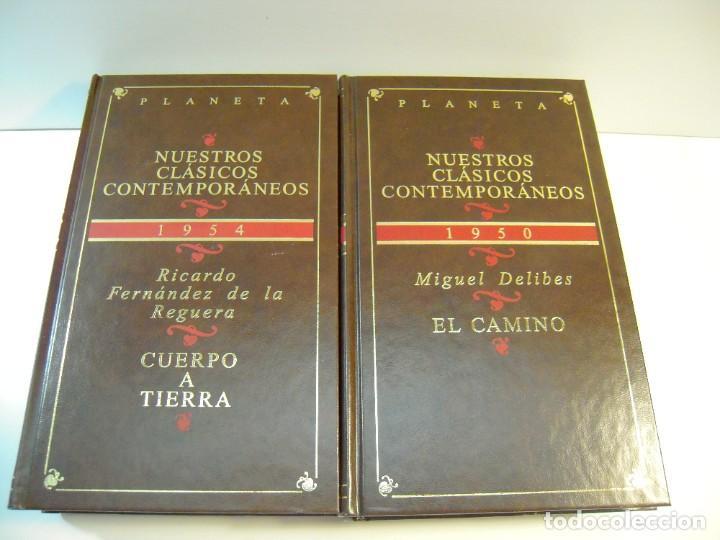 Libros de segunda mano: lote de 16 libros clasicos contemporaneos planeta - Foto 3 - 276961823
