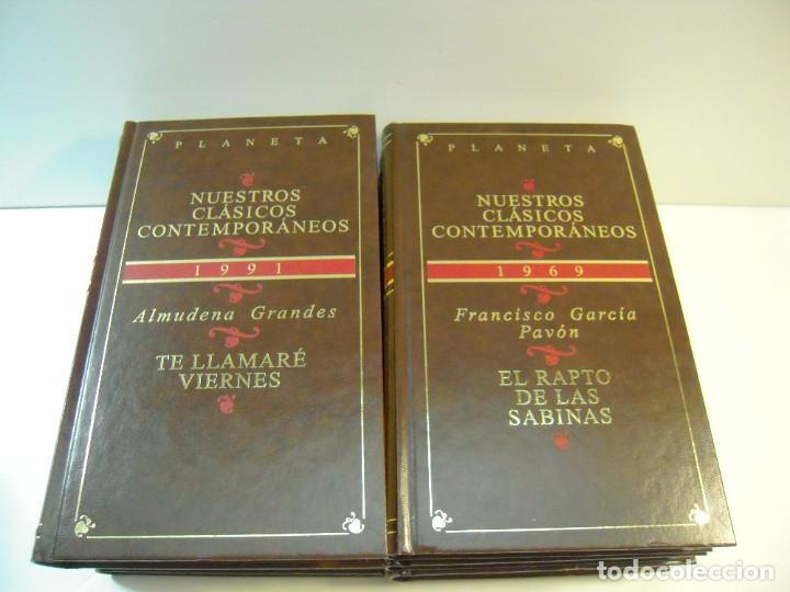 Libros de segunda mano: lote de 16 libros clasicos contemporaneos planeta - Foto 4 - 276961823