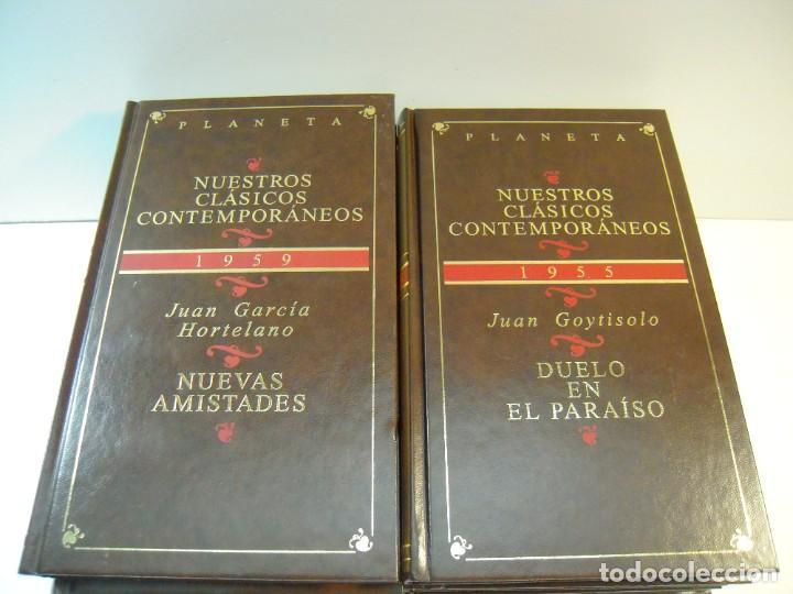Libros de segunda mano: lote de 16 libros clasicos contemporaneos planeta - Foto 5 - 276961823