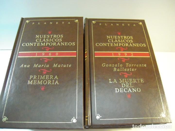 Libros de segunda mano: lote de 16 libros clasicos contemporaneos planeta - Foto 7 - 276961823