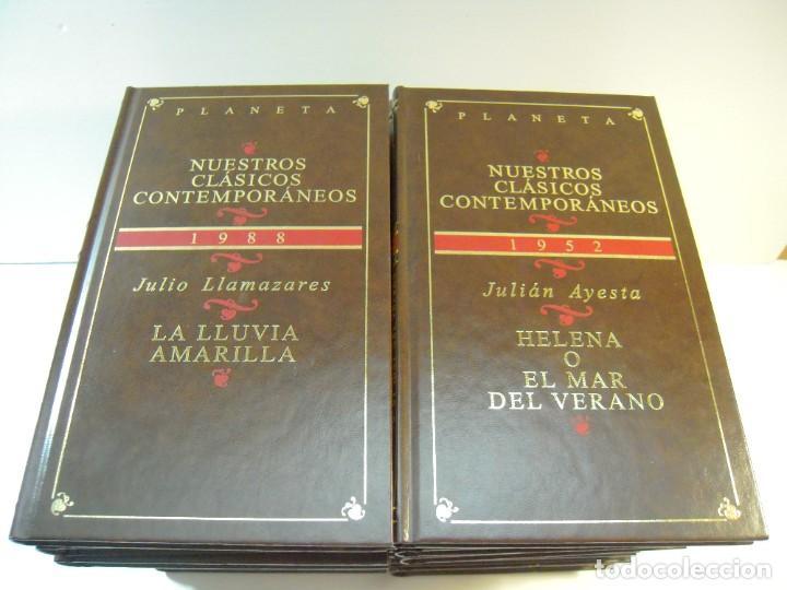 Libros de segunda mano: lote de 16 libros clasicos contemporaneos planeta - Foto 9 - 276961823