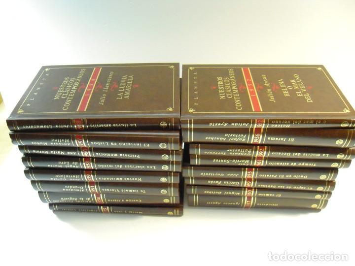 Libros de segunda mano: lote de 16 libros clasicos contemporaneos planeta - Foto 10 - 276961823