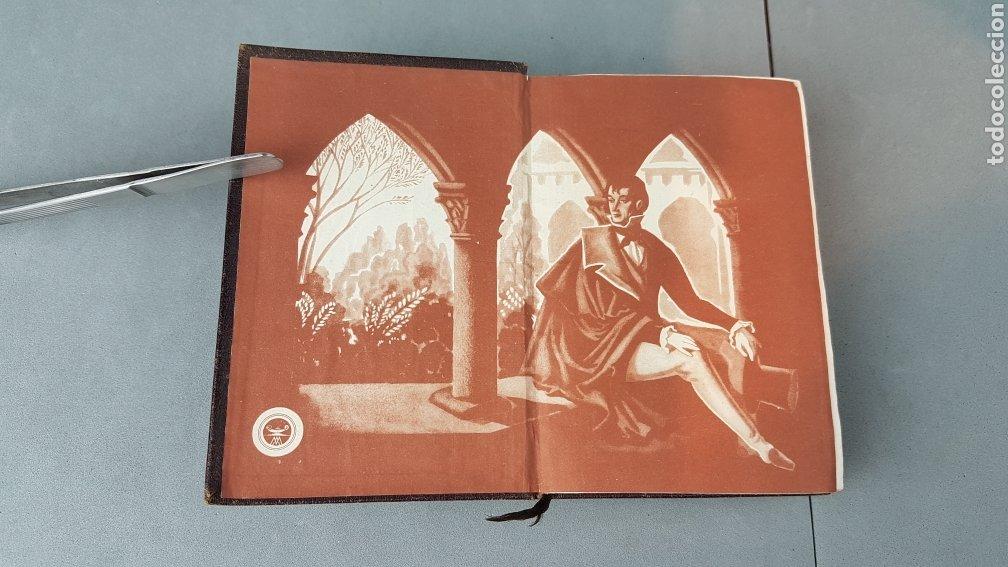 Libros de segunda mano: OBRAS COMPLETAS DE GUSTAVO ADOLFO BÉCQUER. ED. AGUILAR.5ª EDICIÓN 1946. - Foto 4 - 277076138