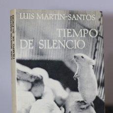 Libros de segunda mano: TIEMPO DE SILENCIO - LUIS MARTÍN-SANTOS. Lote 277085153
