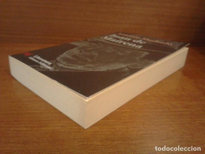 Libros de segunda mano: Antonio Machado - Juan de Mairena: Sentencias, donaires, apuntes y recuerdos - Alianza 2004 (1ª Ed.) - Foto 4 - 277090873
