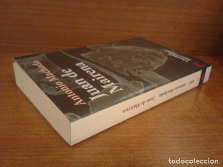 Libros de segunda mano: Antonio Machado - Juan de Mairena: Sentencias, donaires, apuntes y recuerdos - Alianza 2004 (1ª Ed.) - Foto 5 - 277090873