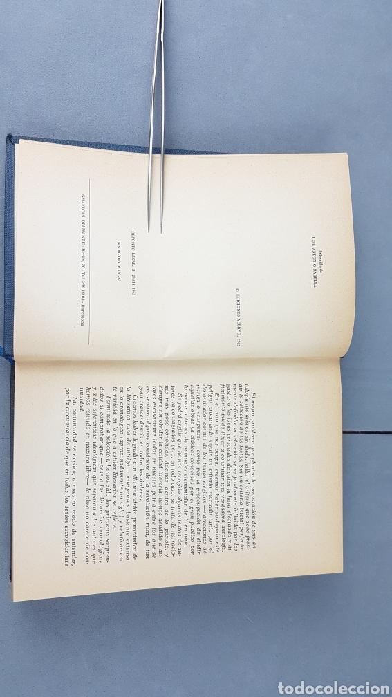 Libros de segunda mano: ANTOLOGIA DE NOVELAS RUSAS. Selección: Jose Antonio Rabella. Edic. Acervo. AÑO 1963 - 65. COMPLETA - Foto 5 - 277102753