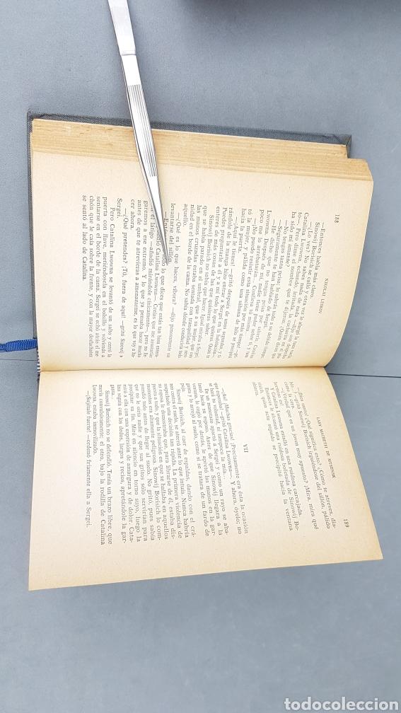 Libros de segunda mano: ANTOLOGIA DE NOVELAS RUSAS. Selección: Jose Antonio Rabella. Edic. Acervo. AÑO 1963 - 65. COMPLETA - Foto 9 - 277102753