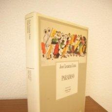 Libros de segunda mano: JOSÉ LEZAMA LIMA: PARADISO. ED. CRÍTICA COORD. POR CINTIO VITIER (ALLCA XX, ARCHIVOS, 1996) MUY RARO. Lote 277256668