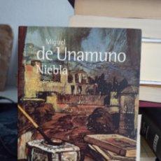 Libros de segunda mano: NIEBLA, DE MIGUEL DE UNAMUNO. ALIANZA.. Lote 277284053
