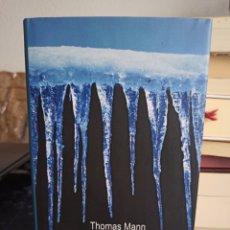 Libros de segunda mano: LA MONTAÑA MÁGICA, DE THOMAS MANN. CÍRCULO DE LECTORES. TAPA DURA CON SOBRECUBIERTA.. Lote 277284638