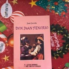 Libros de segunda mano: DON JUAN TENORIO - JOSÉ ZORRILLA - CAJA DE AHORROS DEL CIRCULO CATOLICO . BUEN ESTADO.. Lote 277846823