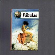 Libros de segunda mano: FABULAS ESOPO,LA FONTAINE,IRIARTE Y SAMANIEGO EDIMAT LIBROS S.A.1998. Lote 278435833