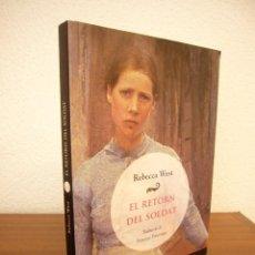 Libri di seconda mano: REBECCA WEST: EL RETORN DEL SOLDAT (EL CERCLE DE VIENA, 2012) PERFECTE ESTAT. RAR.. Lote 278618913