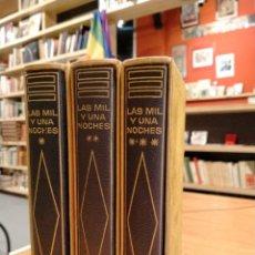 Libros de segunda mano: LAS MIL Y UNA NOCHES, JUAN VERNET. Lote 280105988
