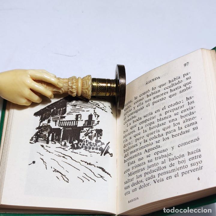 Libros de segunda mano: Pio Baroja. Vidas Sombrías. Crisolín nº 13. Aguilar. Col. Crisol. 1ª edición. 1958. - Foto 5 - 285126718
