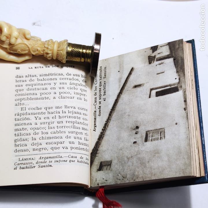 Libros de segunda mano: Azorín. La ruta de Don Quijote. Crisolín nº 04. Aguilar. Col. Crisol. 1ª edición. 1951. - Foto 5 - 285127238