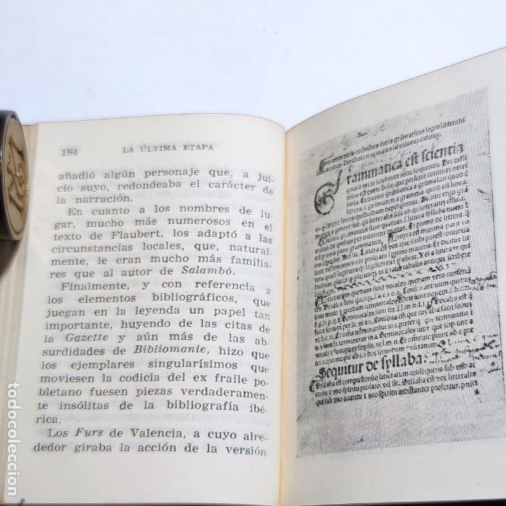 Libros de segunda mano: R. Miquel y Planas. La leyenda del librero asesino de Barcelona. Crisolín nº 05. 1ª edición. 1951. - Foto 4 - 285128228