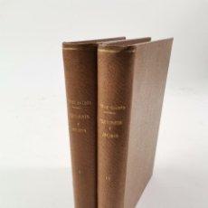 Libros de segunda mano: L-3484. FORTUNATA Y JACINTA, B.PEREZ GALDOS. 2 TOMOS. 1915-16.. Lote 286816948
