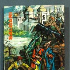 Libros de segunda mano: EMILIO SALGARI. LA CAÍDA DE UN IMPERIO. Nº 8. COL. SALGARI. ED. GAHE. 1975. MUY BUEN ESTADO.. Lote 287885328