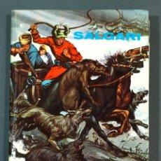 Libros de segunda mano: EMILIO SALGARI. LOS HORRORES DE LA SIBERIA. Nº 15 COL. SALGARI. ED. GAHE. 1975. MUY BUEN ESTADO.. Lote 287886503