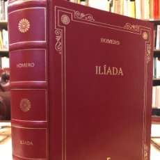 Libros de segunda mano: ILÍADA. HOMERO. GREDOS. Lote 287894238
