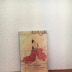 Libros de segunda mano: SUEÑOS Y ENSOÑACIONES DE UNA DAMA DE HEIAN - DAMA SARASHINA - ATALANTA. Lote 287898148