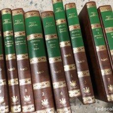 Libros de segunda mano: LOTE HISTORIA DE LA LITERATURA - CELA TWAIN STENDHAL FLAUBERT DICKENS BALZAC BRONTE POE ZOLA. Lote 287905848