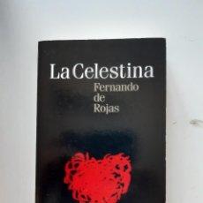 Libros de segunda mano: LA CELESTINA - FERNANDO DE ROJAS - EL PAIS CLASICOS ESPAÑOLES. Lote 287908938