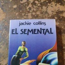 Libros de segunda mano: EL SEMENTAL (JACKIE COLLINS) (ARGOS VERGARA). Lote 288114028