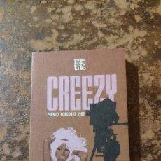 Libros de segunda mano: CREEZY (FELICIEN MARCEAU) (ROTATIVA). Lote 288114638